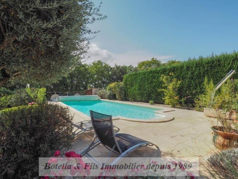 Vente de prestige maison / villa Uzes 535000€ - Photo 5
