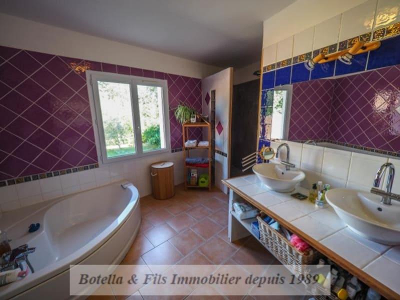 Vente de prestige maison / villa Uzes 399900€ - Photo 13
