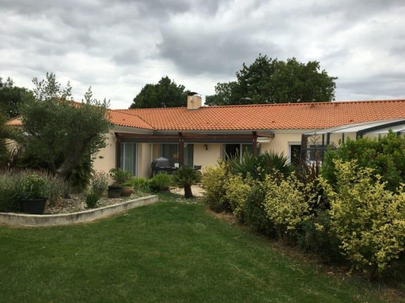 Vente maison / villa Grosbreuil 549000€ - Photo 2