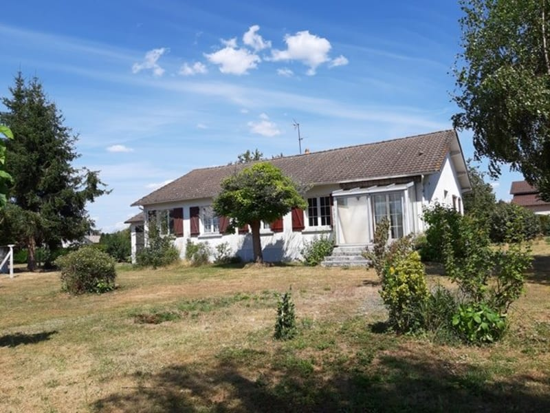 Vente maison / villa Cerilly 117 700€ - Photo 1