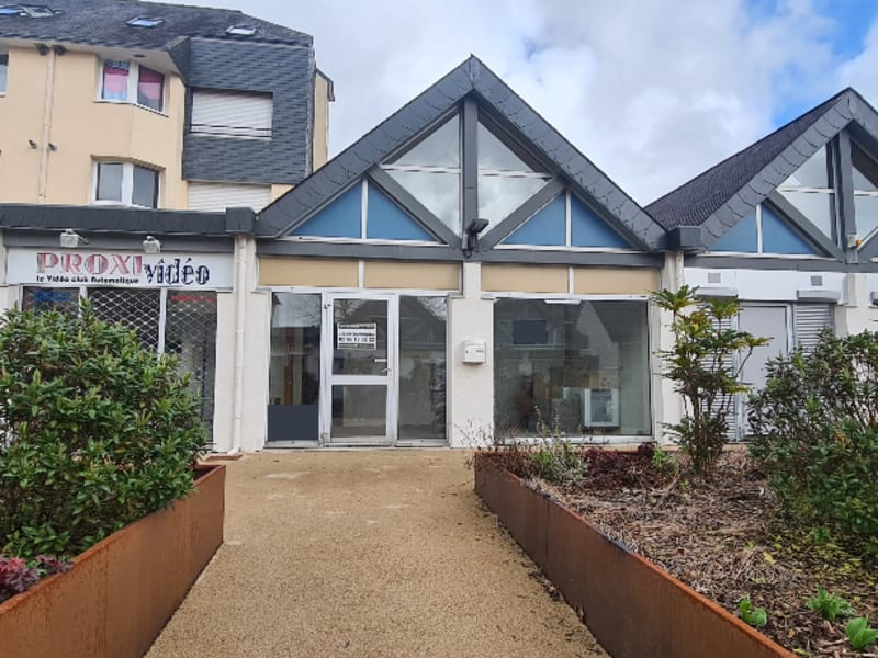 Location local commercial Quimper 750€ HC - Photo 1