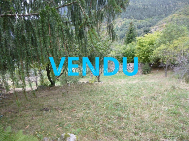 Vente terrain Saint-martin-vésubie 130000€ - Photo 1