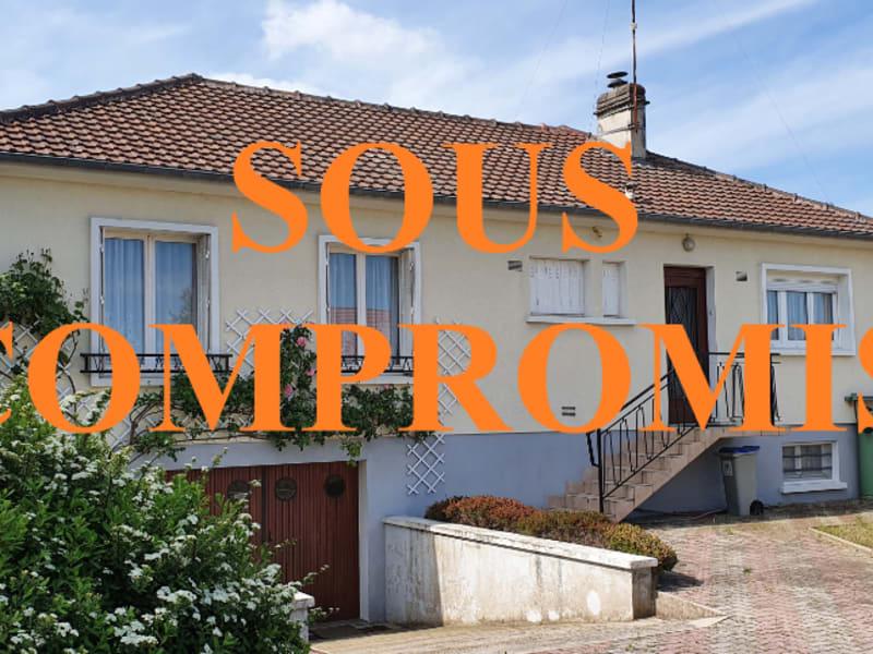 Sale house / villa Montmacq 169000€ - Picture 1
