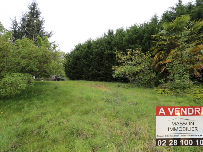 Sale site Commequiers 58 200€ - Picture 2