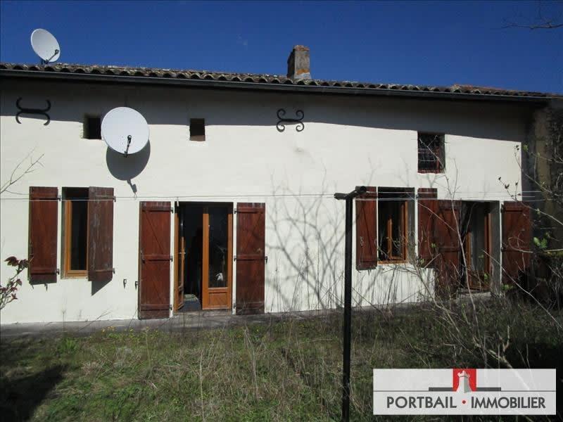 Sale house / villa Blaye 75000€ - Picture 1
