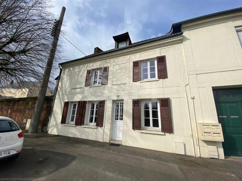 Maison de ville -  Les Andelys - 3 chambres
