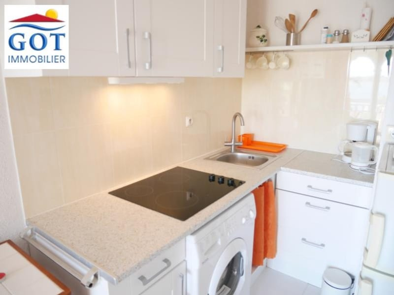 Vente appartement Le barcares 62 500€ - Photo 3