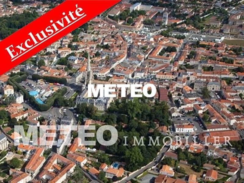 Sale site Lucon 23500€ - Picture 1