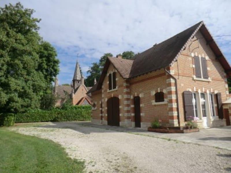 Sale house / villa St martin en bresse 320000€ - Picture 1