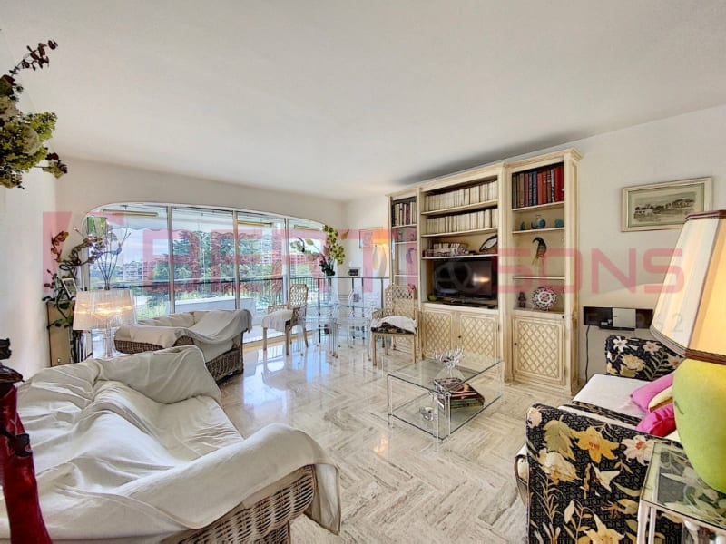Sale apartment Mandelieu la napoule 429 000€ - Picture 2
