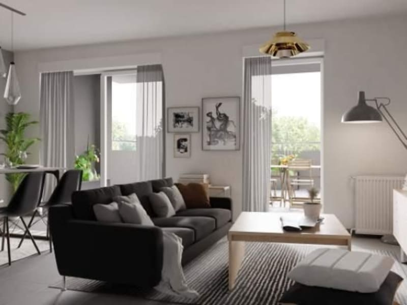 Sale apartment Clichy 336 000€ - Picture 1