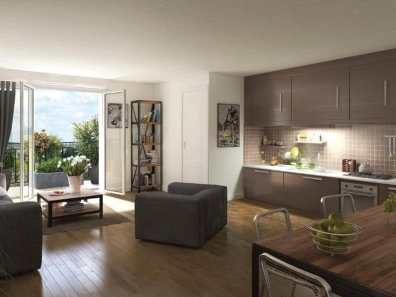 Sale apartment Marly le roi 431 000€ - Picture 1