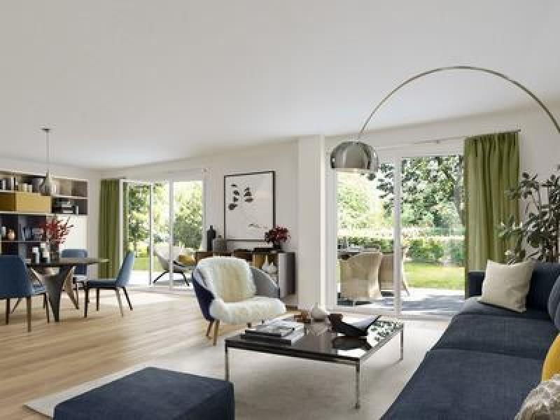 Sale apartment Puteaux 441000€ - Picture 1