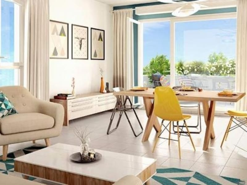 Sale apartment Groslay 206000€ - Picture 1