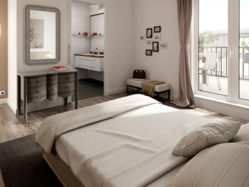 Sale apartment Groslay 206000€ - Picture 2