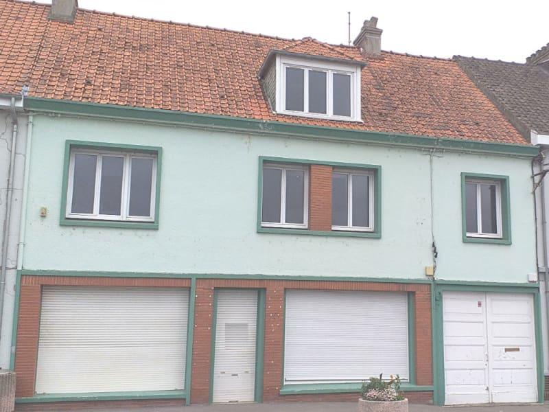 Vente maison / villa Wizernes 206000€ - Photo 1