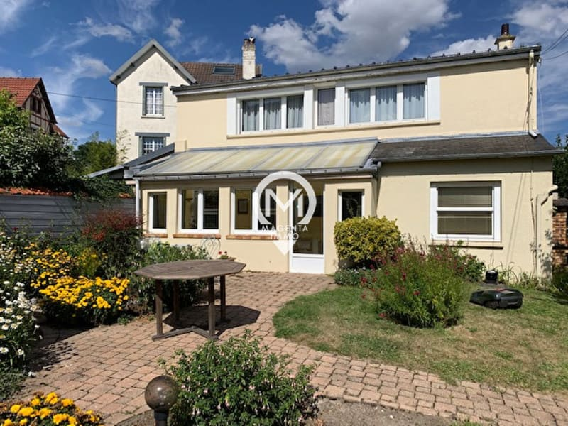 Sale house / villa Bonsecours 210000€ - Picture 1