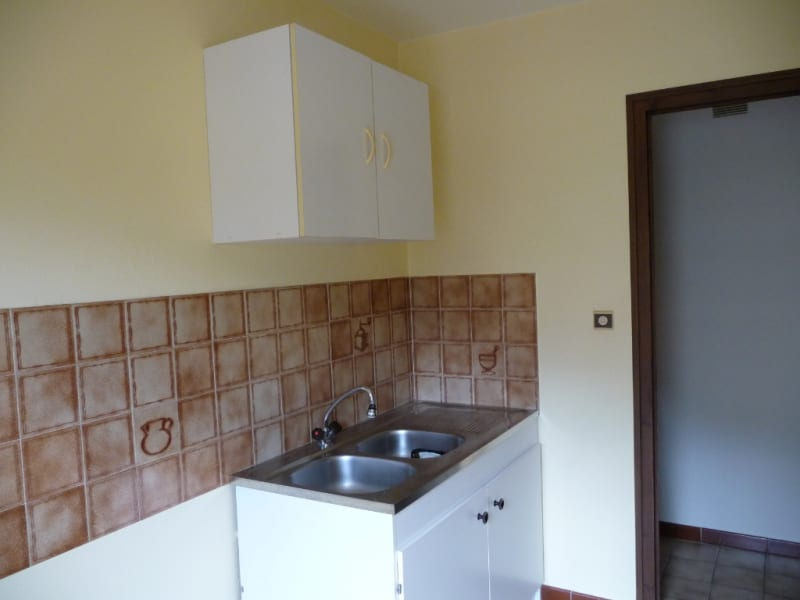 Rental apartment Bonneville 510€ CC - Picture 1