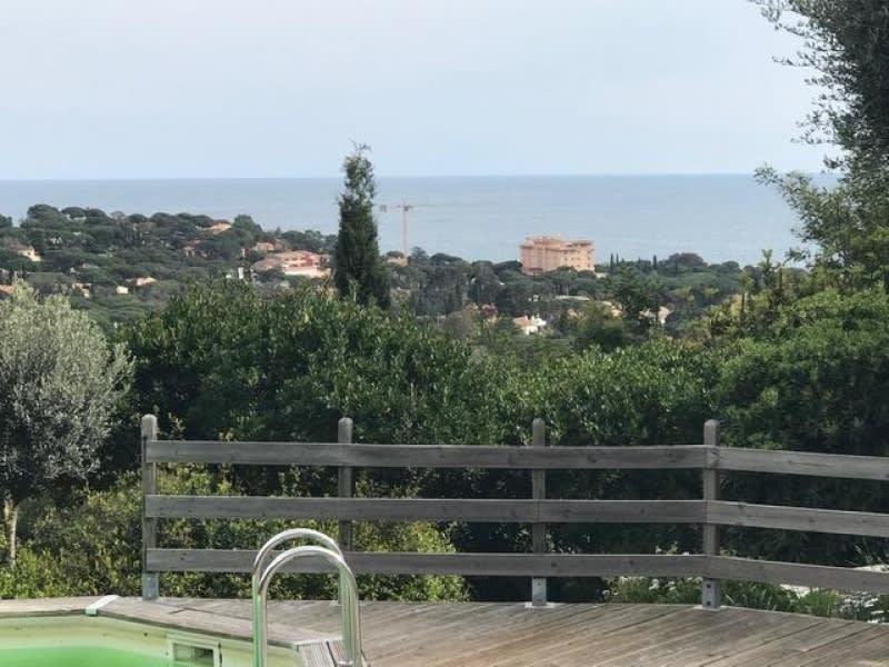 Sale house / villa Les issambres 682500€ - Picture 1