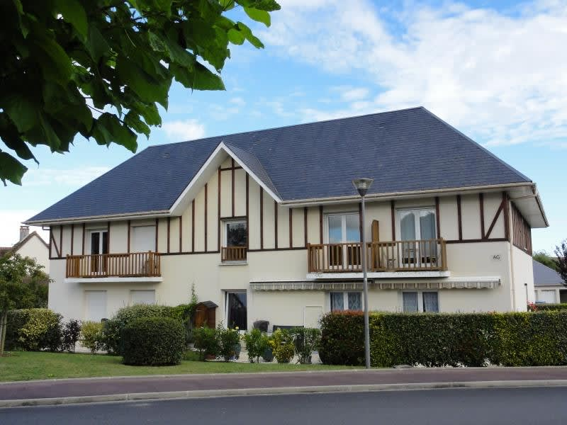 Sale apartment Villers sur mer 128 000€ - Picture 1