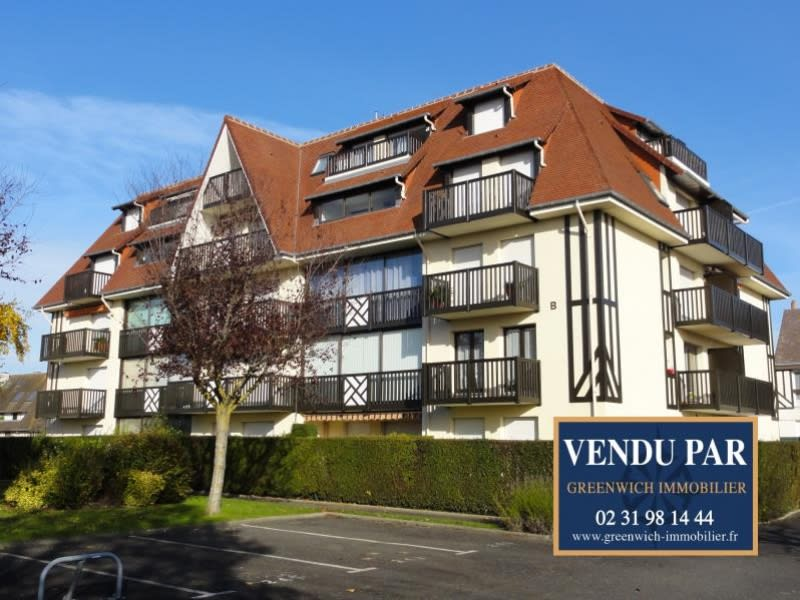 Sale apartment Villers sur mer 109000€ - Picture 1