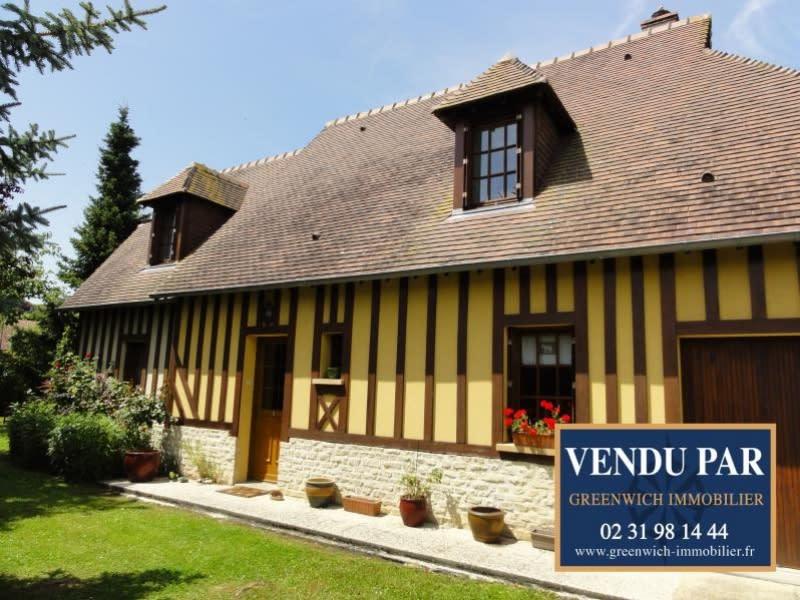 Vente maison / villa Villers sur mer 360000€ - Photo 1