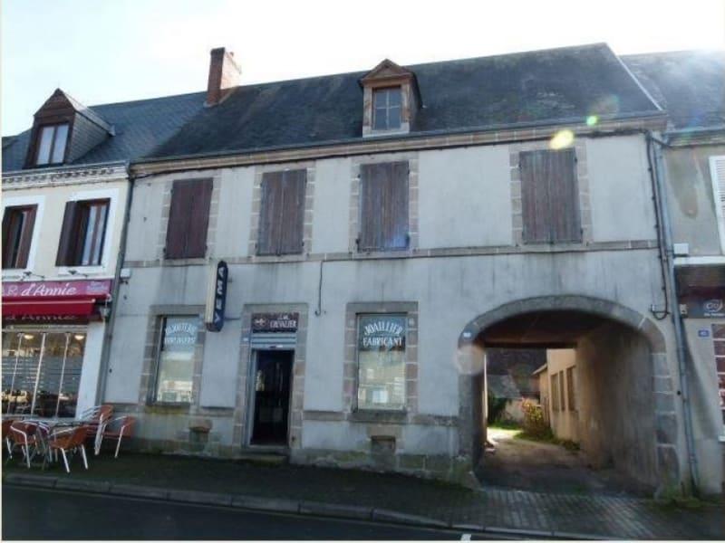 Sale building Aigurande 84000€ - Picture 1