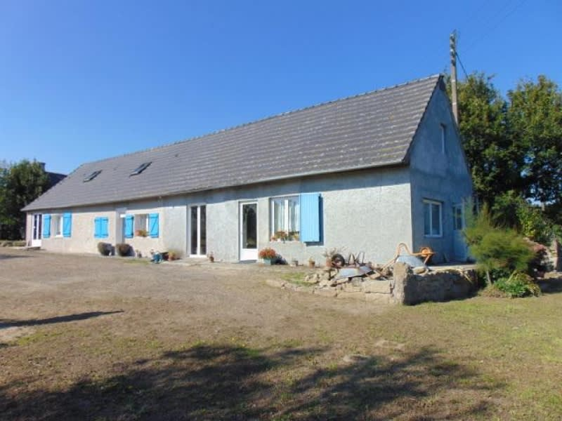 Sale house / villa Kerpert 128400€ - Picture 1