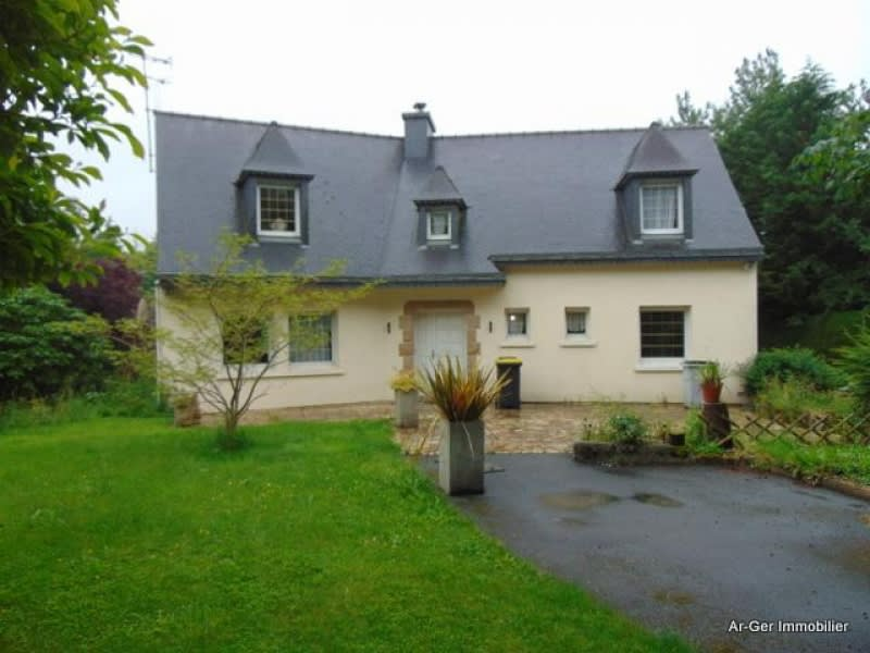 Vente maison / villa Plouagat 277 600€ - Photo 1