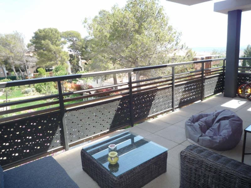 Location appartement Aix en provence 835€ CC - Photo 1