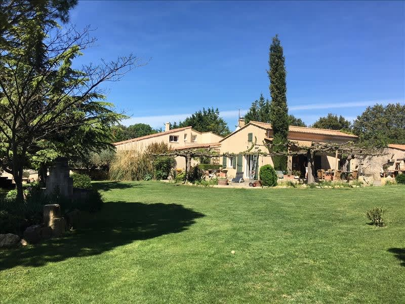 Vente maison / villa Lambesc 755 000€ - Photo 4