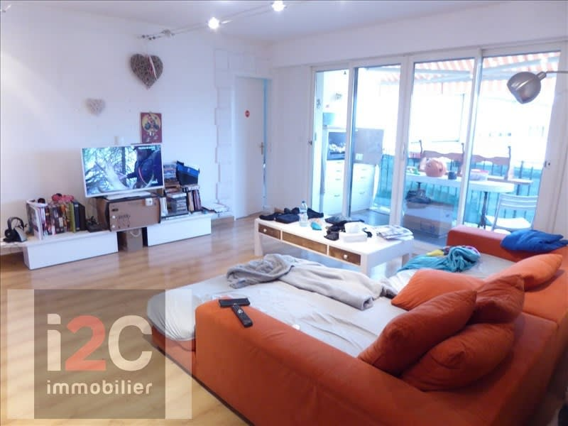 Sale apartment Gex 270000€ - Picture 1