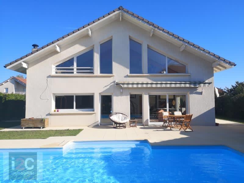 Venta  casa Cessy 939000€ - Fotografía 1