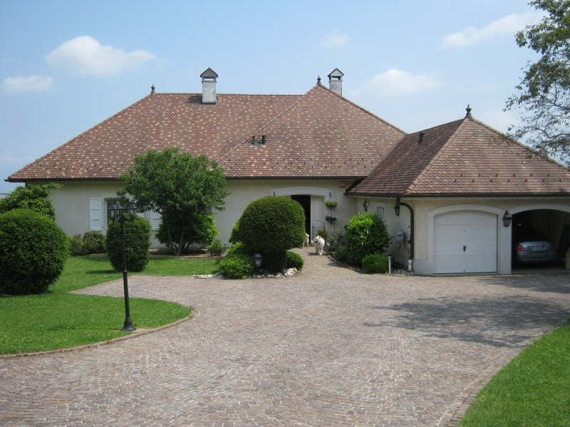 Deluxe sale house / villa Thoiry 1 875 000€ - Picture 1