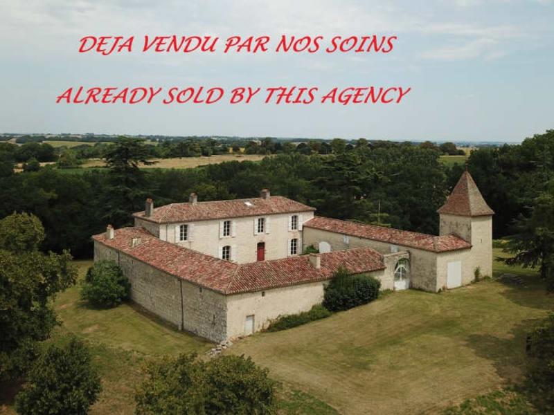 Sale house / villa Lectoure 645000€ - Picture 1
