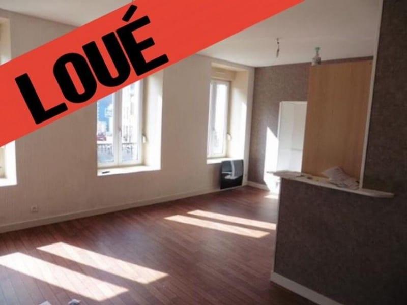 Rental apartment Lannilis 420€ CC - Picture 1
