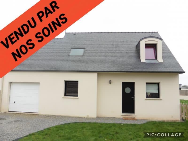 Vente maison / villa Lannilis 237000€ - Photo 1