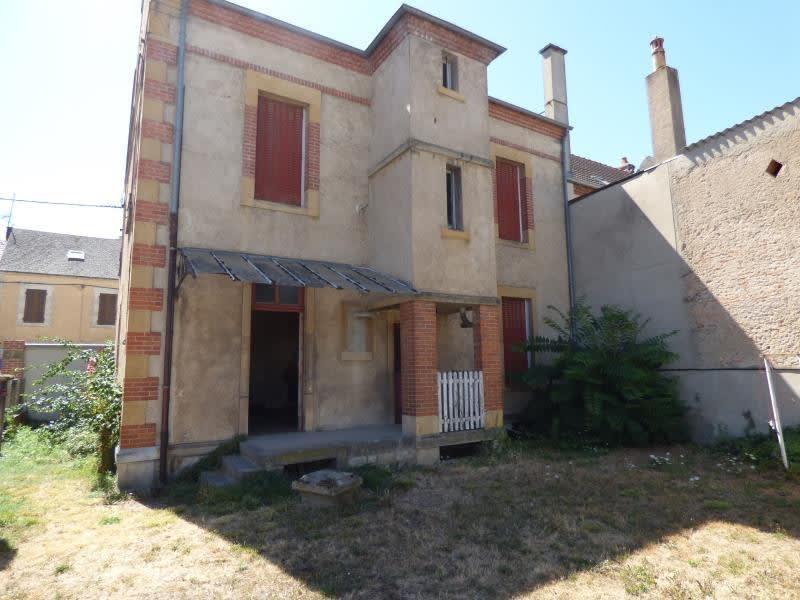 Sale house / villa Dompierre sur besbre 107000€ - Picture 10