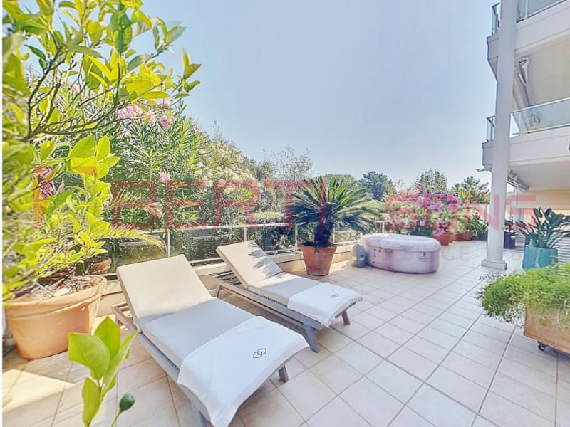 Vente appartement Mandelieu la napoule 765 000€ - Photo 1