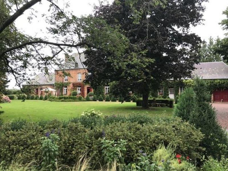 Sale house / villa Beaucamps le vieux 570000€ - Picture 1