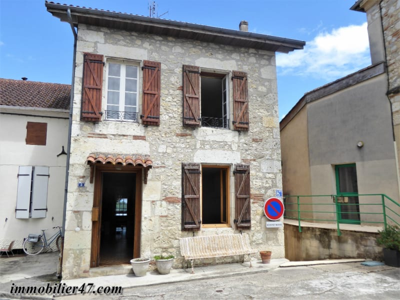 Sale house / villa Montpezat  - Picture 17