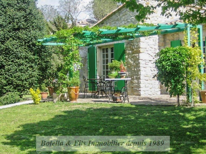 Vente de prestige maison / villa Uzes 498000€ - Photo 1