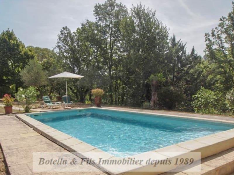 Vente de prestige maison / villa Uzes 498000€ - Photo 2