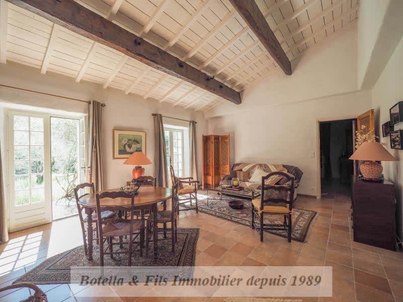 Vente de prestige maison / villa Uzes 498000€ - Photo 8