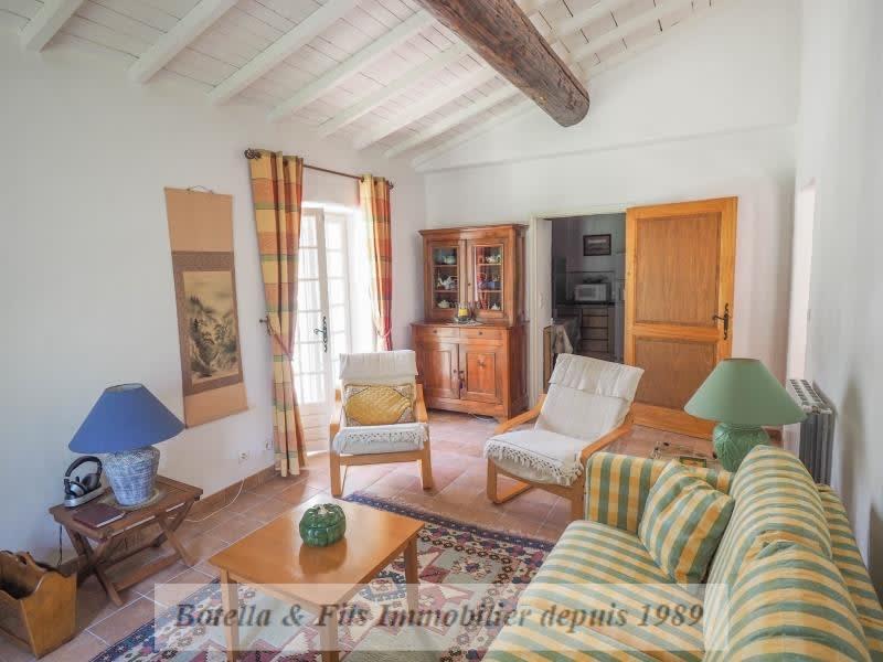 Vente de prestige maison / villa Uzes 498000€ - Photo 11