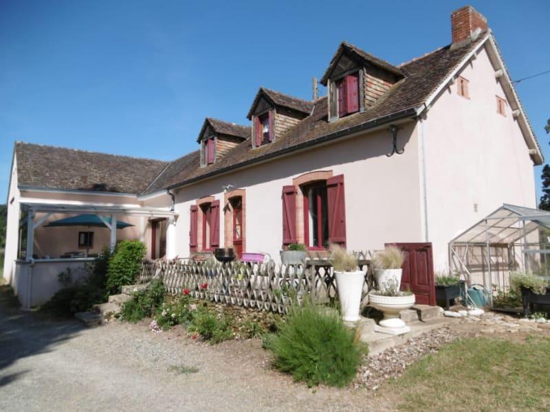 Sale house / villa Yvre l eveque 322400€ - Picture 1