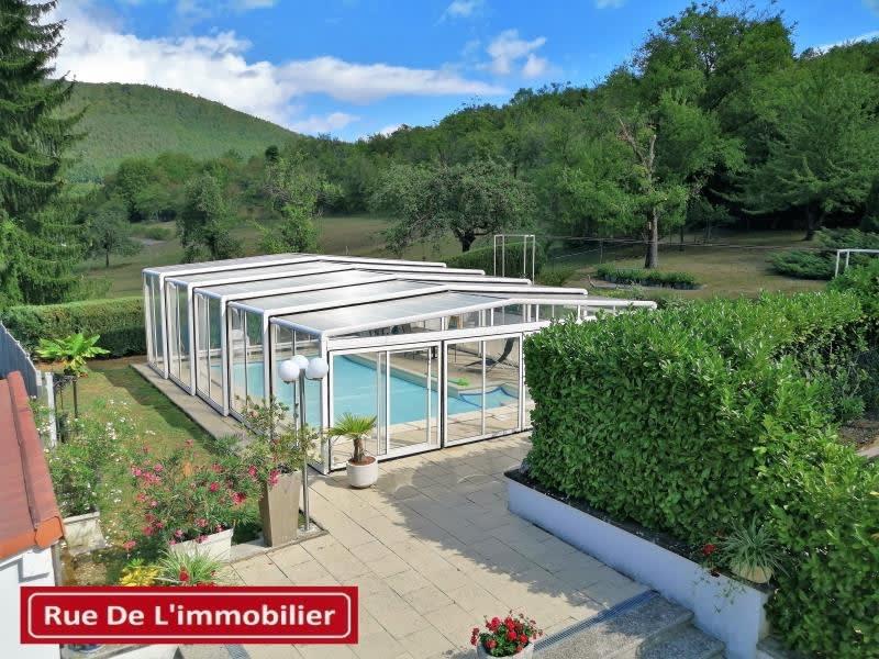 Sale house / villa Niederbronn les bains 416000€ - Picture 1