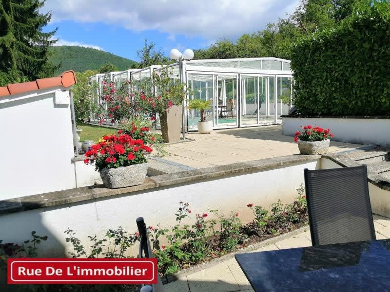 Sale house / villa Niederbronn les bains 416000€ - Picture 2