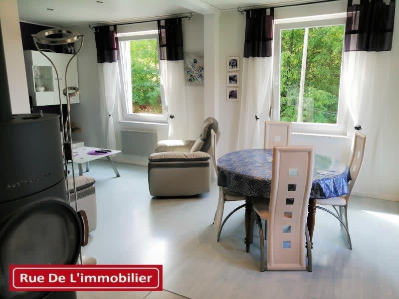 Sale house / villa Niederbronn les bains 416000€ - Picture 3