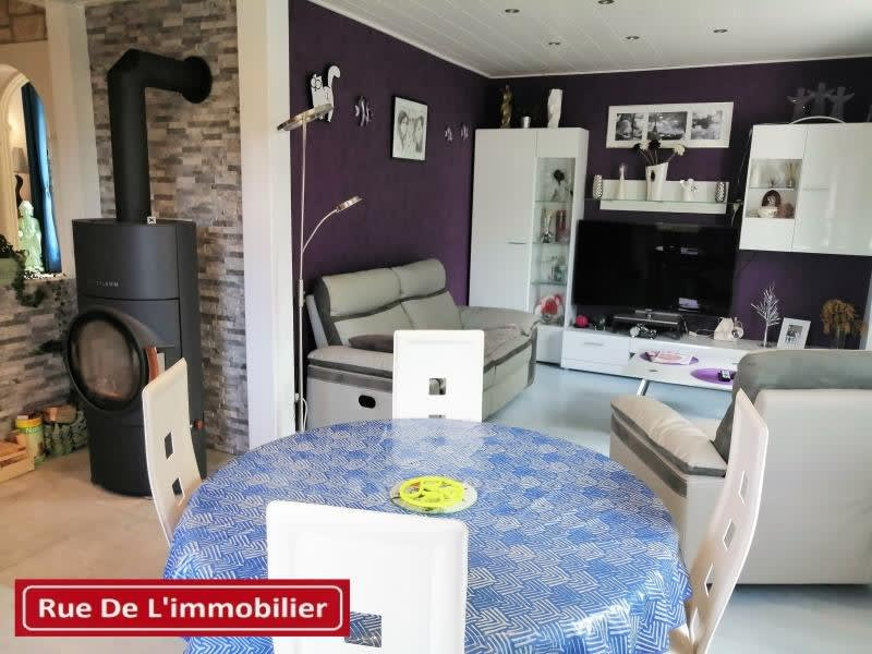 Sale house / villa Niederbronn les bains 416000€ - Picture 4